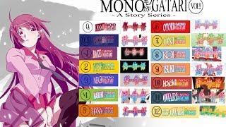 How to Watch The Monogatari Series