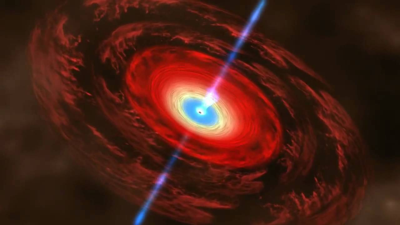 black hole accretion - photo #19