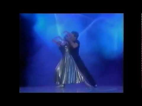 Patrick Swayze — beautiful dance performance with his wife Lisa Niemi