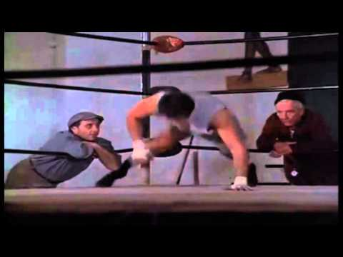 Sylvester Stallone- rocky song