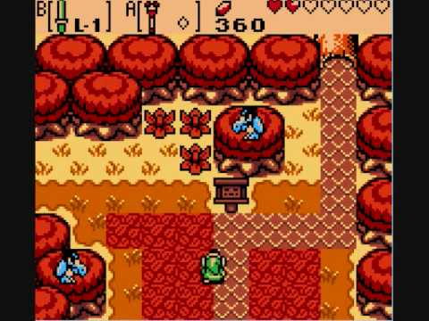 Misc Computer Games - Legend Of Zelda Oracle Of Seasons - Horon Village