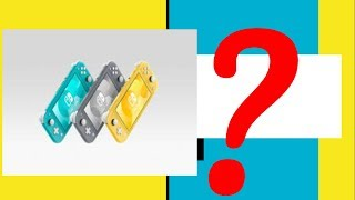 Is THE NINTENDO SWITCH LITE FOR YOU? /// Pro and Cons of The Nintendo Switch lite