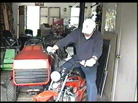 HOW TO CLEAN The Carburetor on HONDA CT 70 Mini Bike - PART 3/3