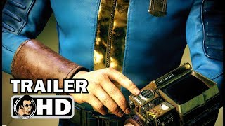 FALLOUT 76 Official Teaser Trailer (2018) Bethesda Games Sci-Fi HD