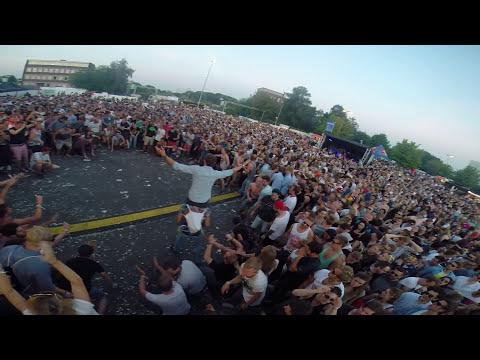 Docklands 2015 Boys Noize