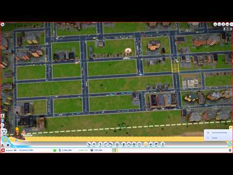 SC5 Halby: SimCity 5 (2013) Building a No Public Transit 400k self sufficient city