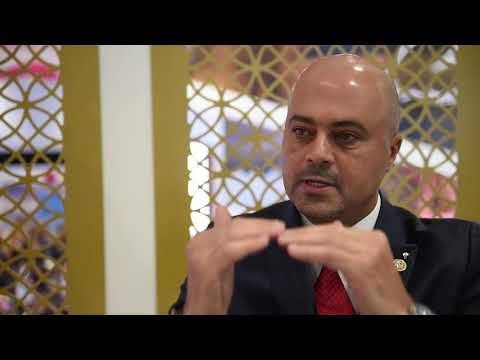 Ihab Sorial, senior vice president international sales, Oman Air