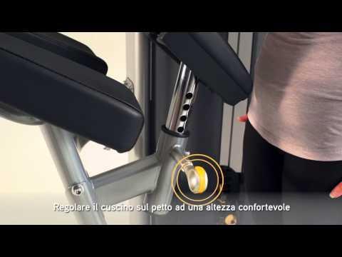 Matrix Fitness Italia: VERSA Glute