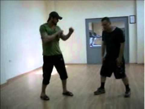 real jeet kune do kicking lesson Image 1