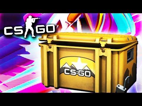 A VERY LUCKY SINGLE CASE OPENING! - CSGO Horizon Case