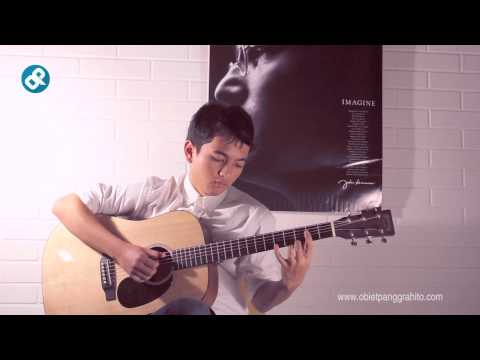 Yesterday - The Beatles (Cover by Obiet Panggrahito)
