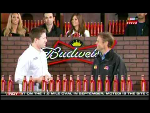 2011 Budweiser Shootout Selection Show - Carl Edwards