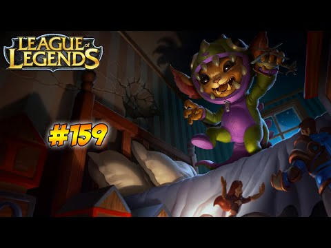 League Of Legends - Gameplay - Gnar Guide (Gnar Gameplay) - LegendOfGamer