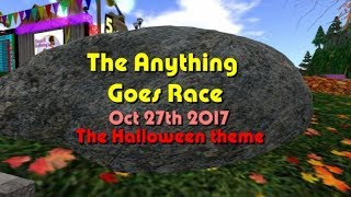 anything goes Race 2017 10 27  Halloween