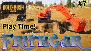 Let's Play Gold Rush The Game #7: Play Time!