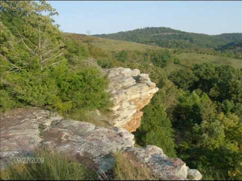 PICTURES OF LOVERS LEAP AND SOUTH OF GREEN FOREST, ARKANSAS ....CARROLL COUNTY.