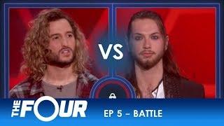 Download Lagu Noah Barlass vs Jesse Kramer: The Nashville Artist CHALLENGES The ROCK-STAR! | S2E5 | The Four Gratis STAFABAND