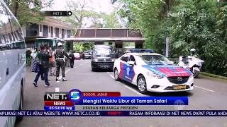 Melihat Rombongan Keluarga Presiden Jokowi Berwisata Ke Taman Safari - NET 5