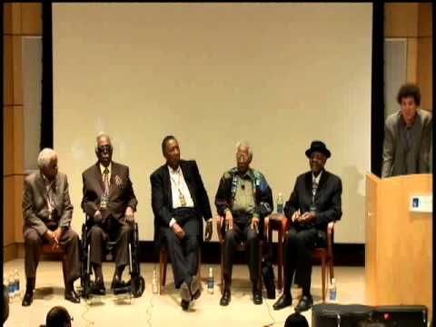 Herb Hardesty and Ernest McLean on Cosimo Matassa American Music Masters 2010