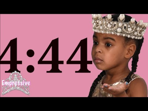 Blue Ivy drops freestyle on Jay-Z's 4:44 album