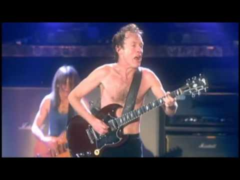 "-AC/DC plays George Benson's ""On Broadway"" !- (amazing rare footage !!! )"