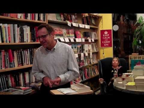 5. Godges Reveals How Ellis Island Helped Solve Family Riddle (VB 5 of 14)