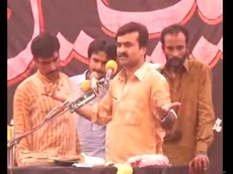 Qazi Waseem Abbas - Qasida Imam Ali Raza (as) video