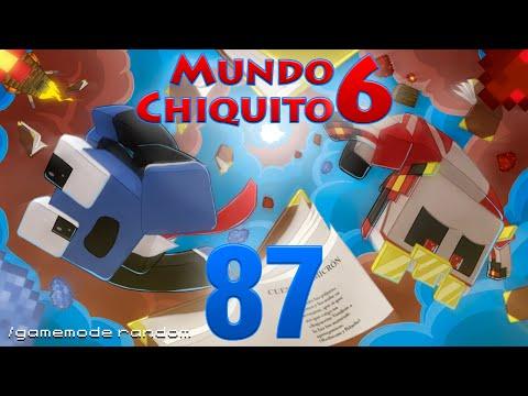 Mundo Chiquito 6 - Ep 87 - Corre chincheto corre!