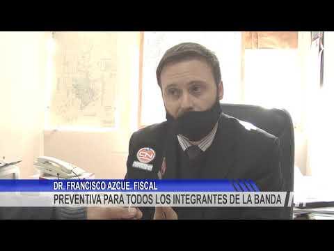 Prisión preventiva para otros 15 acusados de asociación ilícita en Concordia