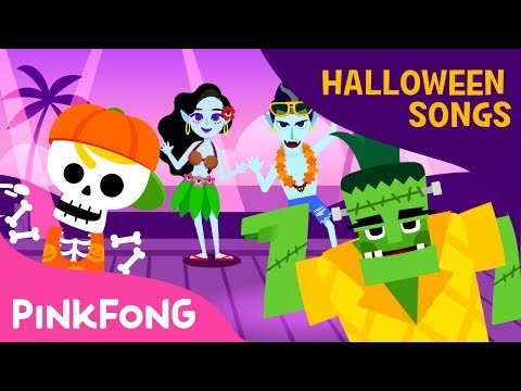 download lagu Ghosts On The Coast  Halloween Songs  Pinkfong Songs For Children gratis