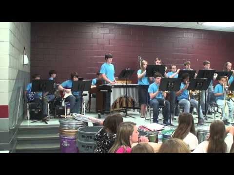 8th Grade Jazz Band - Meridianville Middle School