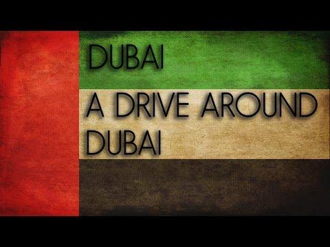 Dubai - Drive around Dubai