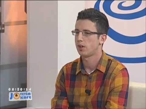 Interviste me AGI DESIGN ne TVSH (12.02.2013).wmv