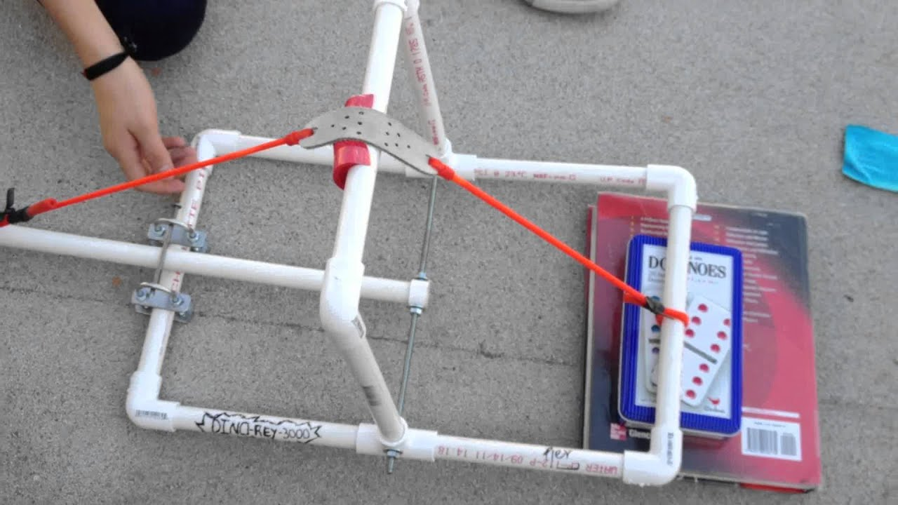 Catapult Designs For School Projects