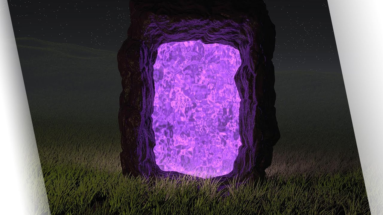 Minecraft Nether Portal! (No Scam) /Ekipa || Plaga