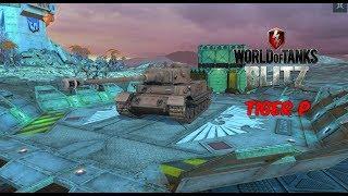 Tiger P - World of Tanks Blitz