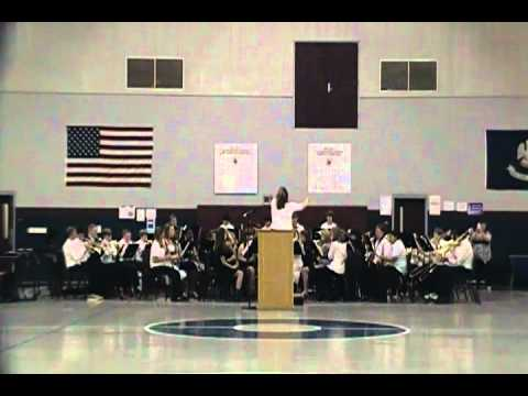 Calhoun Middle School Band -7th Grade - 5/12/11