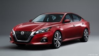 All-New 2019 NISSAN ALTIMA VC-TURBO - Full Review, Features, Specs & Design