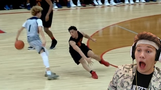 HIGH SCHOOL BASKETBALL GAME OF THE YEAR! #1 CHINO HILLS VS OAK HILL ACADEMY! LAMELO GOES OFF
