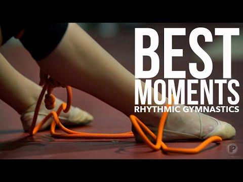 RHYTHMIC GYMNASTICS/РФСО СПАРТАК/BEST MOMENTS