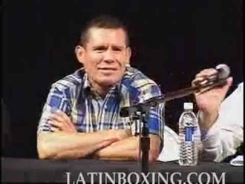 Julio Cesar Chavez Sparring Video