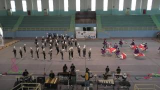 SDN MEXICO GLADI RESIK #1 - GRAND PRIX JUNIOR BAND XV 2016