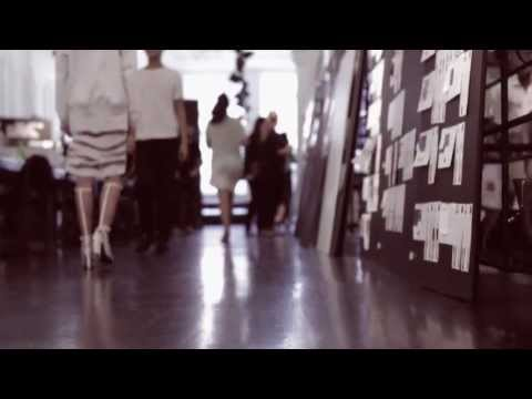ALEXANDER WANG SPRING 2013 MODEL CONFESSIONAL FEAT. LIBERTY ROSS