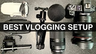 The Ultimate VLOG Setup in 2020 - Camera, Lens & Mic