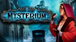 Mysterium - #1 - GHOSTLY MURDER (4 Player Gameplay)