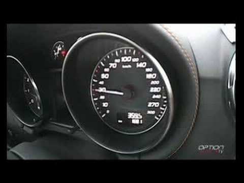 0  180 km/h en Audi TTS Coup (Option Auto)