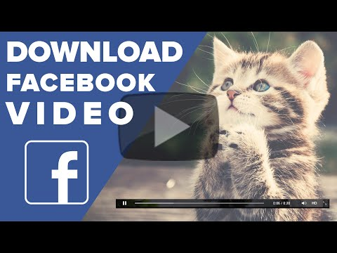 Download Facebook Videos - Free Browser Trick - Chrome Firefox Safari