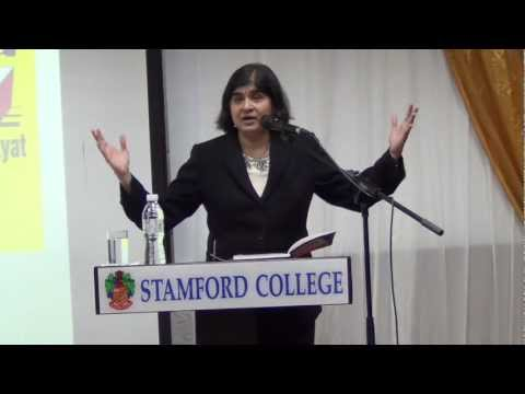 Reform of the Electoral Process in Malaysia By Dato' Ambiga Sreenevasan