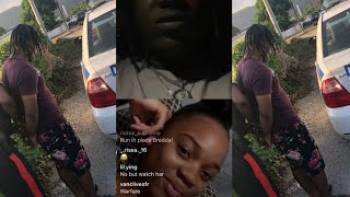 Dancehall Artiste Robbed on IG Live |Police Arrest Taco Warfare