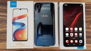 vivo v11 pro | about fingerprint, battery, and camera ?